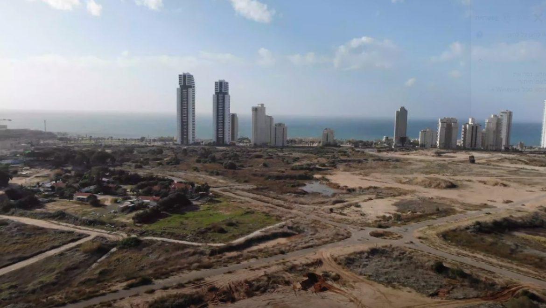 גבעת הפרחים: עתודת הקרקע האחרונה על חוף הים בנתניה